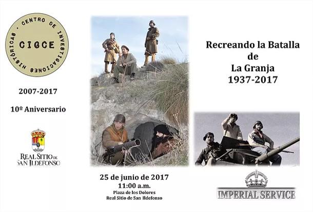 Recreando la Batalla de la Granja @ La Granja de San Ildefonso | Castilla y León | España